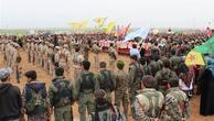ABDnin vurduğu YPGlileri böyle toprağa verdiler