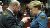 Schulz anketlerde birinciliği kaptırdı