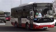 Diyarbakırda toplu taşıma araçları yarın ücretsiz olacak