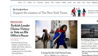 Dünya medyasından referandum manşetleri