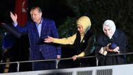 Erdoğanı ilk o tebrik etti