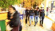 Antalyadaki referandum protestosuna müdahale: 14 gözaltı