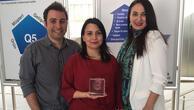 Autoliv Türkiyeye ilk uluslararası ödül