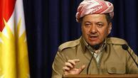 Barzani, Cumhurbaşkanı Erdoğan ve Başbakan Yıldırımı tebrik etti