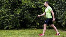 Yürüyüş ile formunu koru, kilo ver