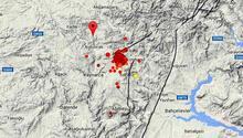 Malatya'da peş peşe 11 deprem