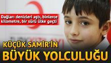 Afgan aileyi Türkiye kavuşturdu