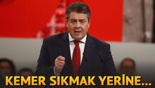 Gabriel: Almanya, AB'ye yatırımı artırmalı
