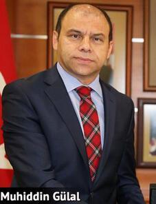 TMSFnin yeni başkanı Muhiddin Gülal oldu