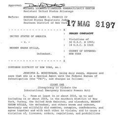 ABDde şok karar.. Halkbank Genel Müdür Yardımcısı tutuklandı Bankadan ilk açıklama