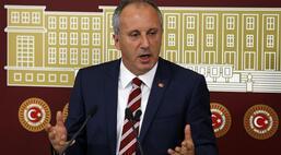 CHPde genel başkanlık için ilk aday belli oldu