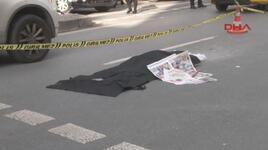 Beton ölen beşiktaş ta beton mikserinin çarptığı kadın öldü hürriyet tv