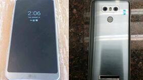 LG G6nın en net görüntüsü yayınlandı