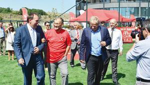 Murat Ülker'den sıkı takip