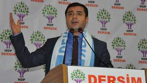 HDPnin AKP ile ittifak yaptığını söylemek alçaklıktır