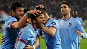 Trabzonspor Çaykur Rizespor galibiyetiyle rahat nefes aldı