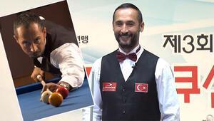 Semih Saygıner tekrar Avrupa Şampiyonasında