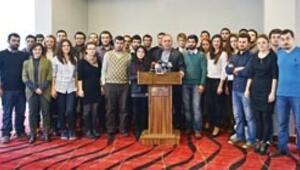 Erdoğan'a: Öğrenciden korkuyorsan gitme