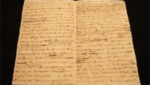 Austenin el yazmasına 1,6 milyon dolar