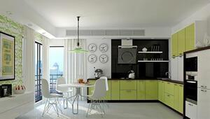 Mutfak dolapları için dekorasyon önerileri