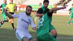 Şanlıurfaspor, Horoz'u 3 golle yıktı