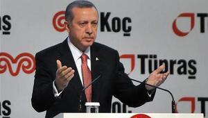 Cumhurbaşkanı Erdoğan TÜPRAŞ tesisi açılışında konuştu