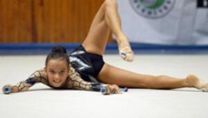 Uluslararası Cimnastik Turnuvası İzmir'de