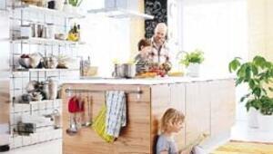 Mutfak ve banyo değiştirmenin püf noktaları