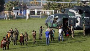 Peru'da 39 kişi yasa dışı örgütün elinden kurtarıldı