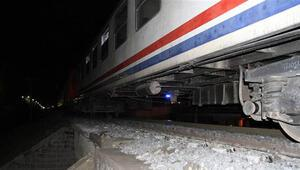 Sudan kaçan 2 kadın trenin altında kaldı
