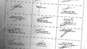 Imza örnekleri Haberleri Son Dakika Güncel Imza örnekleri Gelişmeleri
