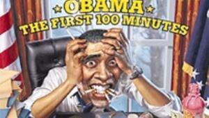 İşte Obama'nın ilk 100 dakikası