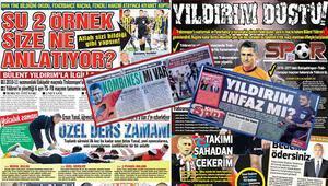 Trabzon basını tepkili: Maça Yıldırım düştü