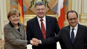 Ukraynada barış için yeni diplomatik atak