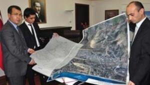 Datçanın haritasını İHAlar çıkarttı