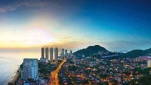 Dört kültürü buluşturan Penang