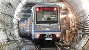 İsviçre'den Üsküdar hattına sürücüsüz metro