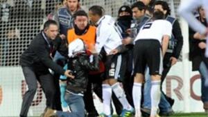 Beşiktaşın oyunu taraftarları kızdırdı