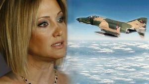 Berna Laçin :Ne zaman jet düşse içime ateş düşer