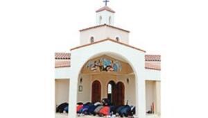Kilisede cuma