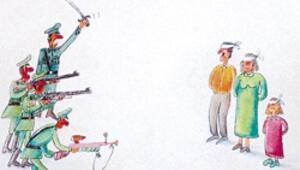 Ahmet Aykanat, politik karikatür yarışmasında dünya birincisi oldu