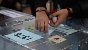 Ankara'nın geçersiz oy haritası
