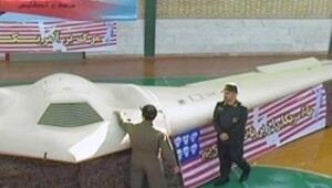 İran ABDnin sır uçağının görüntülerini yayınladı