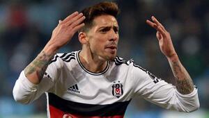 Jose Sosa Beşiktaştan gitmek istiyor