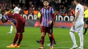 Trabzon fena karıştı