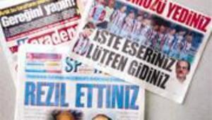 Trabzon ayaklandı