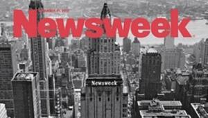 Basılan son Newsweek