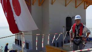 Japon mühendis için Yalovaya 'Haysiyet Anıtı'