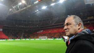 Terim Türk Telekom Arena'ya gitmedi