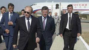 Putin yine Kırım'da